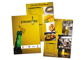 menu-design-johnnies-bar-restaurant